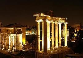 notturno foro romano