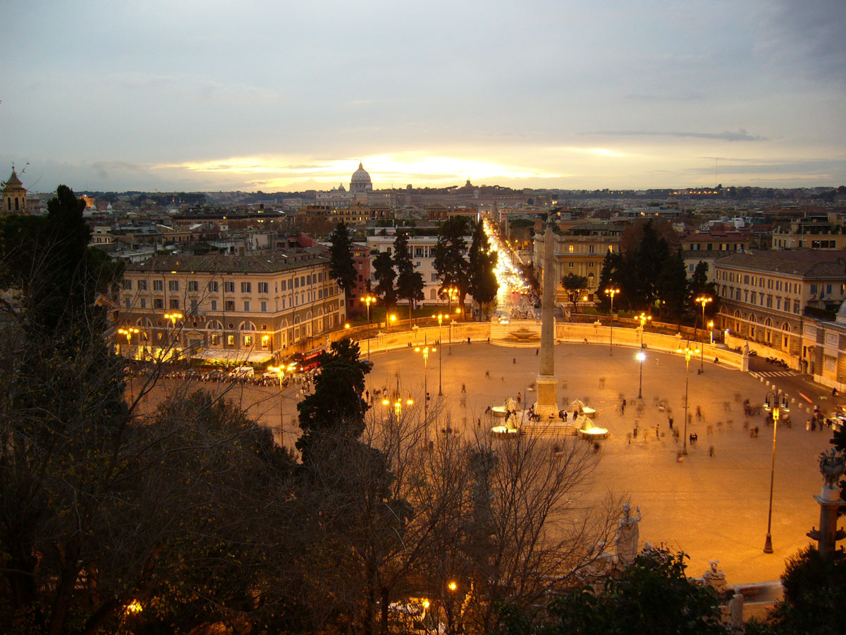 San Valentino 2011 A Roma Un Itinerario Romantico Guida Roma