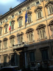Palazzo Madama a Roma