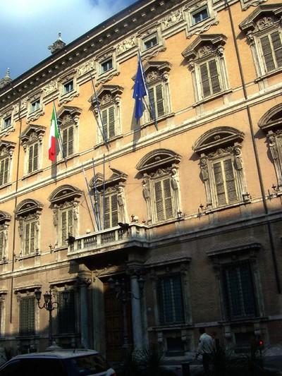 Visitare palazzo madama il palazzo del senato guida roma for Senato della repubblica sede