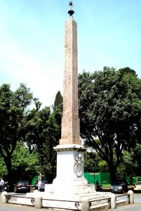 obelischi a Roma