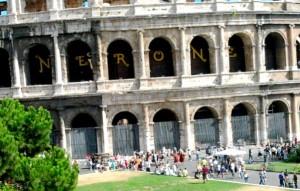 nerone in mostra a Roma