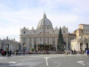 Piazza San Pietro, come raggiungerla