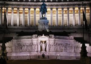 Altare della Patria Vittoriano Milite Ignoto
