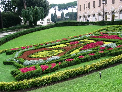 Tour dei giardini vaticani guida roma for Giardini giapponesi roma