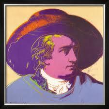 ritratto di Goethe