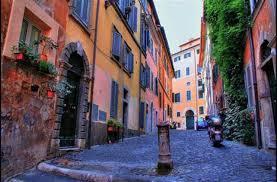 Vicoli di Roma